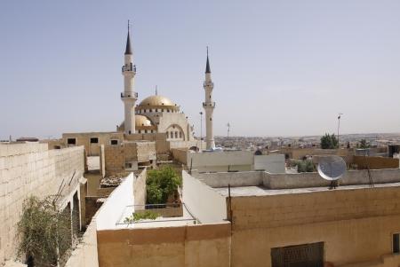 Jesus Christ Mosque in Madaba, Jordan