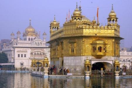Templo de Sikh, Delhi
