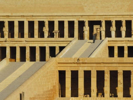 Temple of Hatshepsut Upper Court