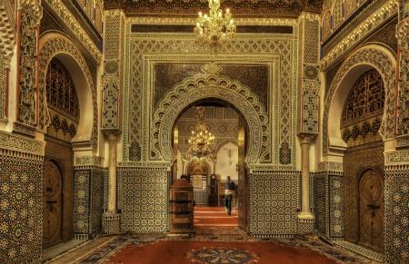 Moulay Idriss Mausoleum, Fez