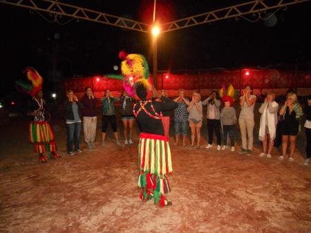 Bedouin Show, Sinai Desert