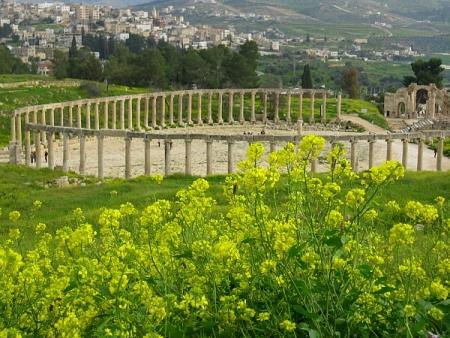 Jerash - Jordânia