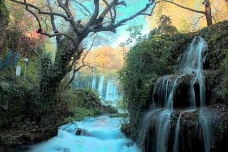 Duden Waterfall, Antalya
