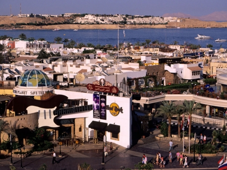 Sharm Beach Resorts