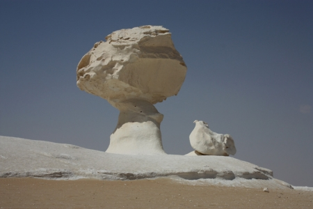 Bahariya Oasis and the White Desert
