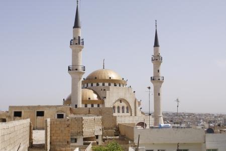 マダバのキリストモスク、ヨルダン