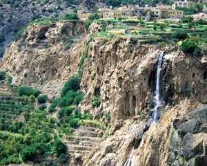 Al Jabal Al Akhdhar Sanctuary for Natural Sceneries