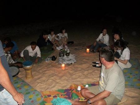 Bedouin Tea at Hurghada Red Sea
