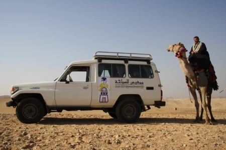 4X4 Desert sfari, Hurghada