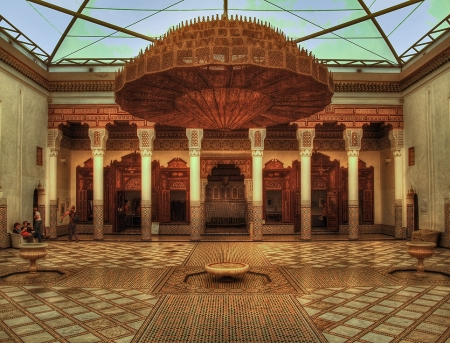 Dar Si Said Museum, Marrakech