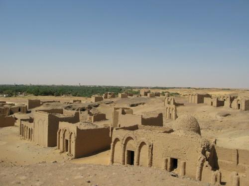 Nécropole chrétienne Al-Bagawat, Oasis de Kharga
