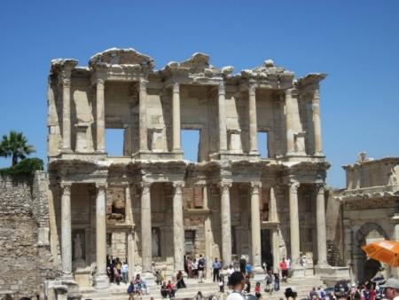 La biblioteca de Celsus