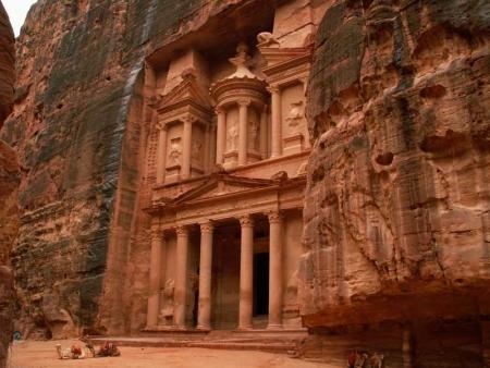 Petra Group Tour from Aqaba Port