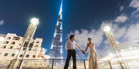 Pacotes para Lua de Mel em Dubai
