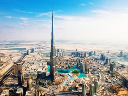 Dubai Amazing View