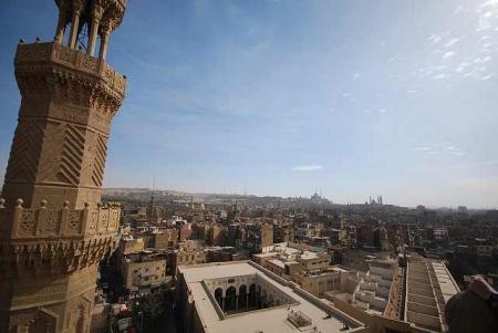 Al Mu'ayyad Mosque , Egypt