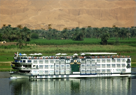 Sonesta St. George Nile Cruise, Egypt