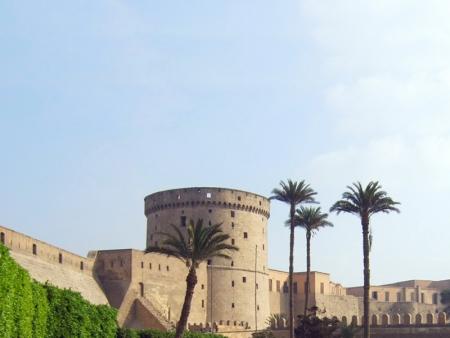 Salah Din Citadel, Cairo