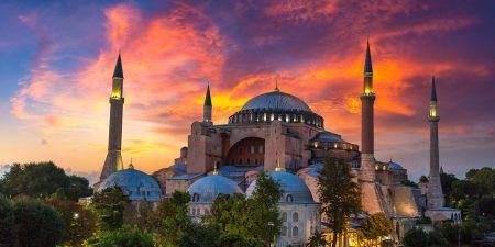 Pacotes com saída de Istambul