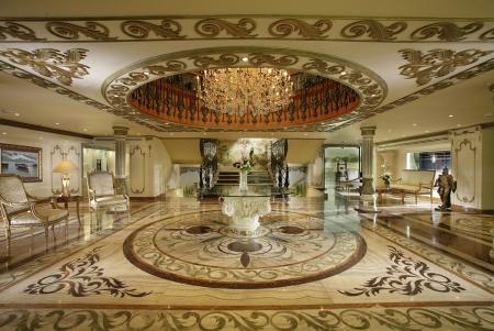 Sonesta St. George Nile Cruise Lobby