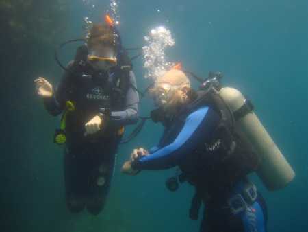 Wreck Diving Experience