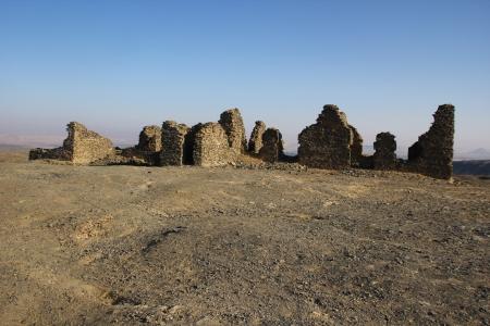 The English House, Bahareya Oasis