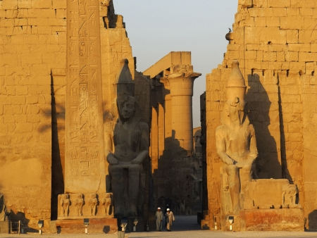 Tempio di Amon Ra a Luxor