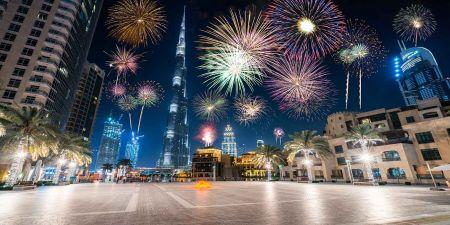 Fim de Ano em Dubai 2018/2019
