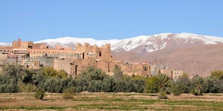 A deslumbrante Ouarzazate