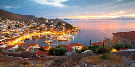As melhores ilhas da Grécia