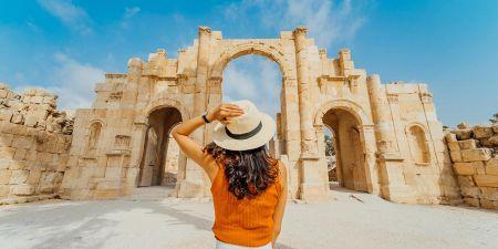 Viagens para a Jordânia