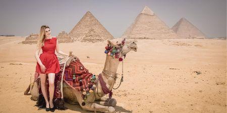 Voyage en Égypte