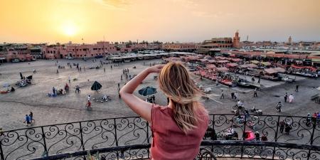 Marrakech - A cidade vermelha