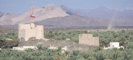 Castles in Oman
