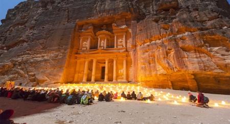 Guía de viajes a Jordania