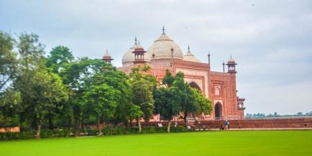 Guia de viagem sobre a Índia e Nepal