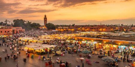 Excursões em Marrakech