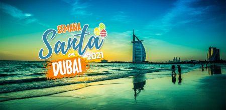 Pacotes Semana Santa em Dubai 2021