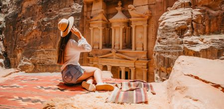 Viajes a Egipto y Jordania