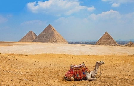开罗假日小憩