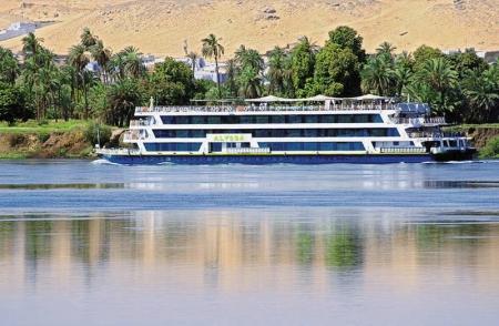 MY Alyssa Nile Cruise