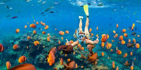 Praias do Mar Vermelho