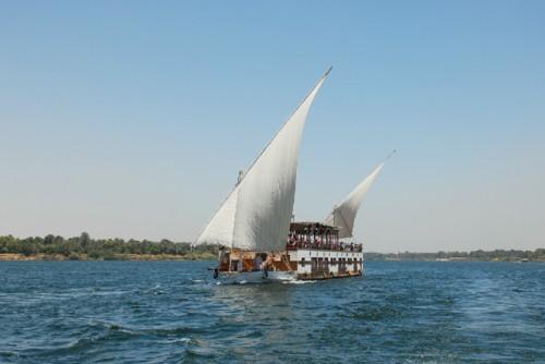 Judi Dahabiya Nile Boat