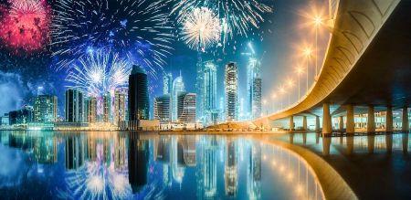 Natale a Dubai, capodanno a Dubai