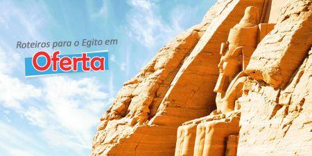 Promoção Viagem Egito
