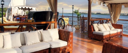 Sonesta Amirat Dahabeya Nile Cruise