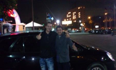 Luxury Service with Memphis Tours Limousine