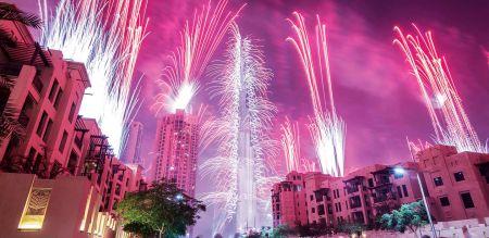 Capodanno a Dubai, Natale a Dubai