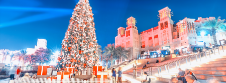 Dubai Christmas and New Year Packages