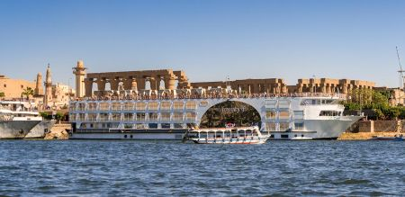 Ägypten Nilkreuzfahrten (Luxor / Aswan Nilkreuzfahrtschiffe)